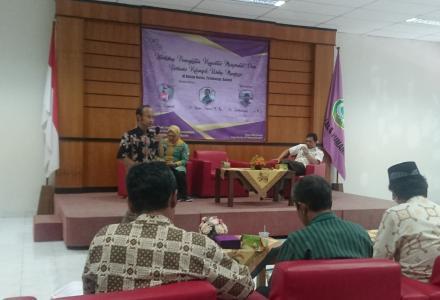 Desa Tirtohargo MOU dengan UIN Sunan Kalijaga Yogyakarta