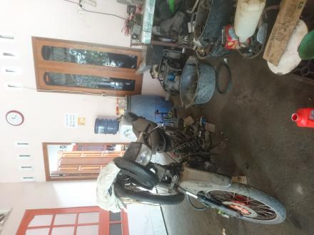 MANDIRI MOTOR, Gegunung