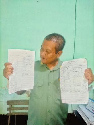 Rekapan Formasi Bakal Calon Carik dan Staf Desa 2018